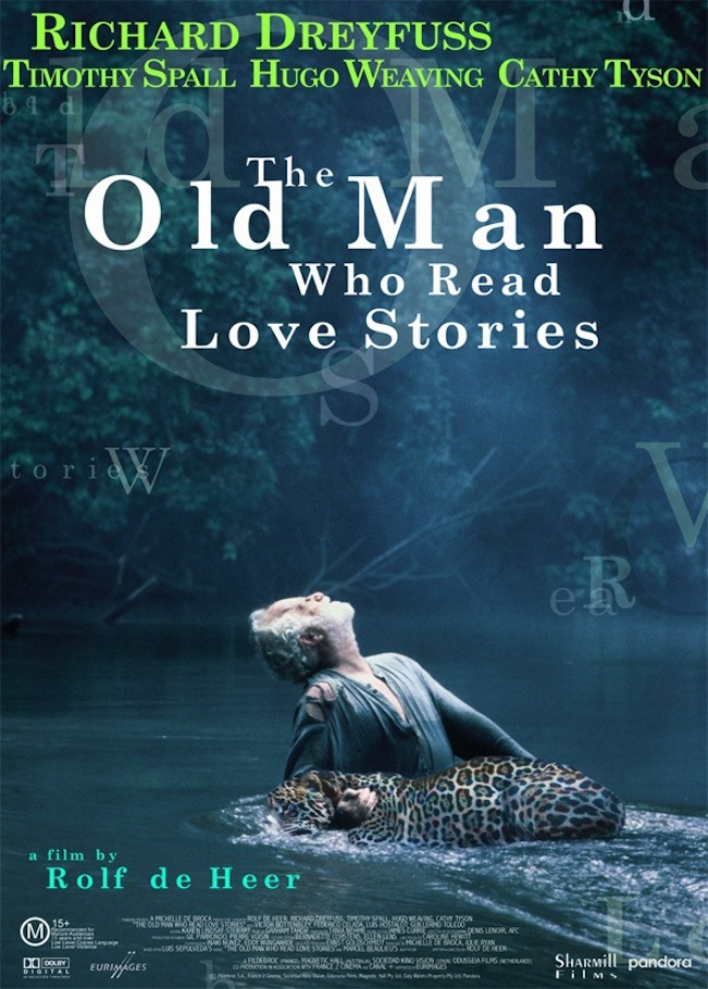 the old man who read love stories essay The village is so small, the dentist comes only twice a year, to pull teeth and bring books to the old man— love stories the old man who read love stories.
