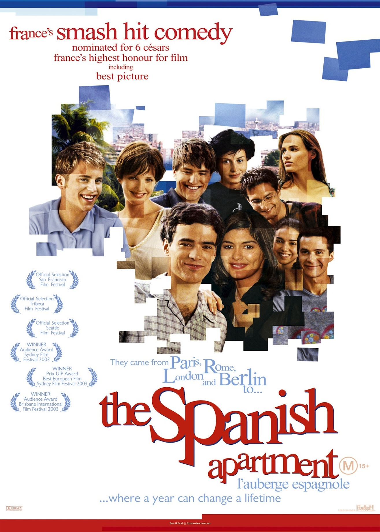 The Spanish Apartment (2002)