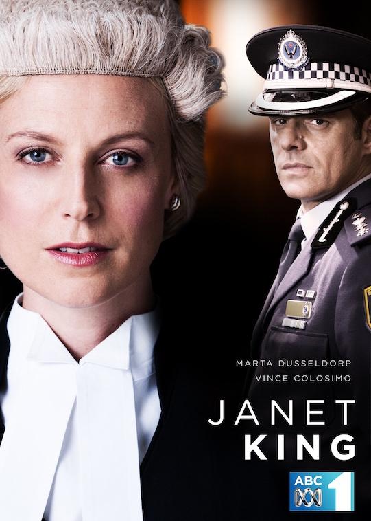 Janet King (2014)